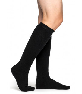 Chaussettes Woolpower KNEE-HIGH 400 Noire