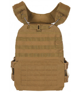 Gilet tactique MOLLE light coyote