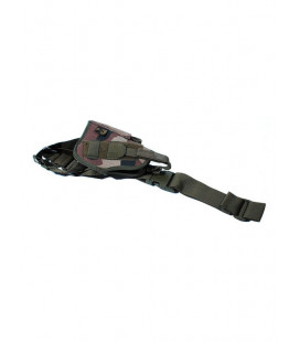 Holster cuisse gauche camouflage Ares