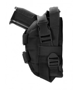 Holster système molle droiter Noir Ares