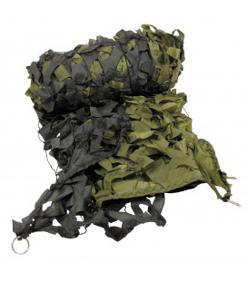 filet camouflage, 6x3m, kaki, neuf - Surplus militaire