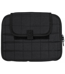 "sac tablet, ""MOLLE"", noir, - Surplus militaire"