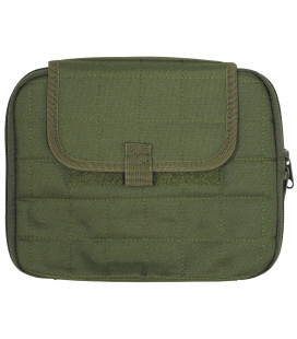 "sac tablet, ""MOLLE"", kaki - Surplus militaire"