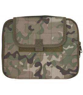 "sac tablet, ""MOLLE"", operation camou, - Surplus militaire"