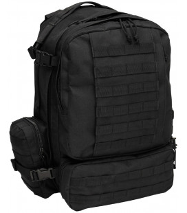 "Sac à dos militaire IT ""Tactical-Modular"" 45L noir"