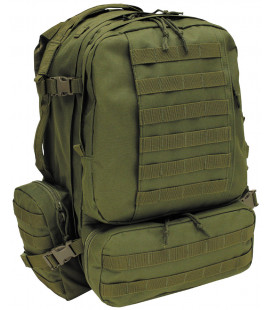 "IT sac à dos, vert, ""Tactical-Modular"" - Surplus militaire"