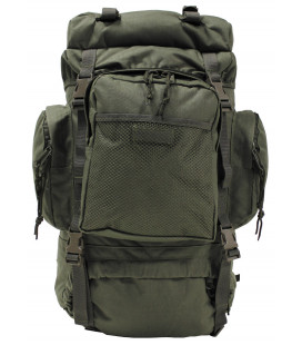 "Sac à dos militaire ""Tactical"" grand kaki 55L"