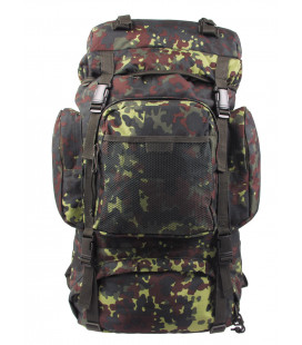 "Sac à dos militaire ""Tactical"", grand, BW camo 55L"