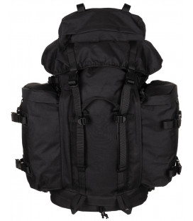 "BW sac a dos ""Mountain"", noir w/2 - Surplus militaire"