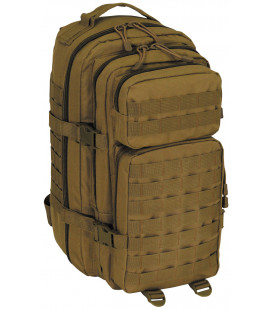 "sac à dos, Assault I, ""Basic"", coyote tan - Surplus militaire"
