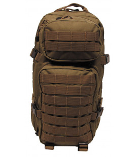 "Sac à dos militaire US, ""Assault I"", coyote tan 30L"