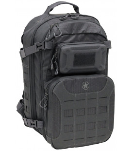 "Sac à dos militaire ""Operation I"", urban gris 30L"