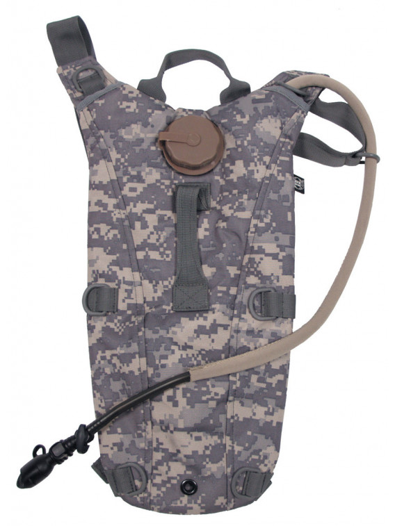 "Sac d'hydratation, sachet TPU, ""EXTREME"",2,5 l, AT-digital - Surplus militaire"