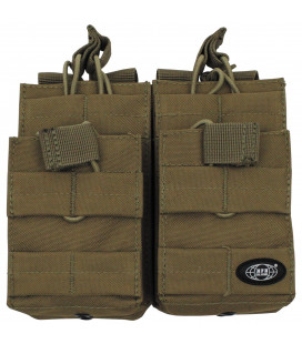 "Sac modulable, ""MOLLE"", coyote tan - Surplus militaire"