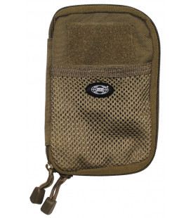 "Porte-documents, ""MOLLE"", petit, coyote tan - Surplus militaire"