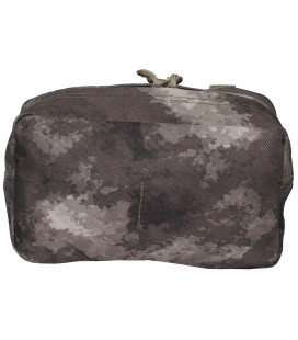 """Poche multifonctionnel, grand, """"MOLLE"""", HDT camou"""