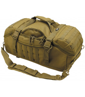 "Sac à dos militaire ""Travel"" coyote tan 48L"