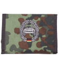Portefeuille BW, BW camo, w/ins, logo V - Surplus militaire