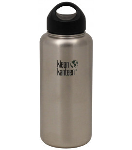 "Gourde, Klean Kanteen, ""Wide"", simple-mur, 1182 ml - Surplus militaire"