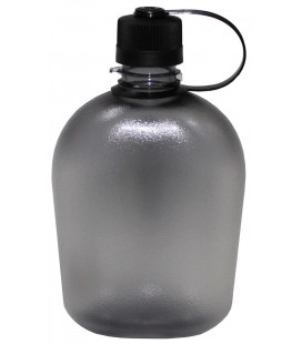 Gourde US, GEN II, noir/transparent, 1 l - Surplus militaire