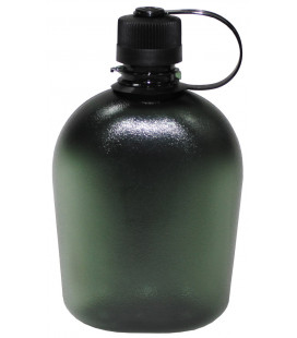 Gourde US, GEN II, kaki/transparent, 1 l - Surplus militaire