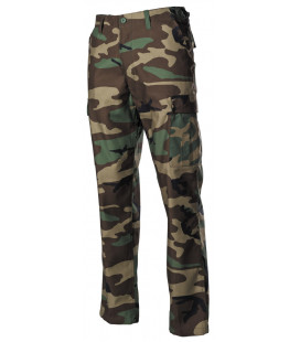 US Pantalon de combat, BDU, woodland, type tendance - Surplus militaire