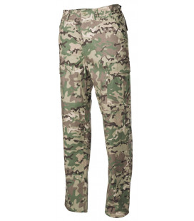 US Pantalon de combat BDU, Rip Stop, operation camou - Surplus militaire