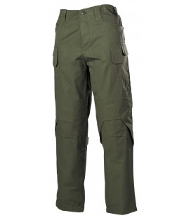 "Pantalon de combat, ""Mission"", Ny/Co, Rip Stop, vert - Surplus militaire"