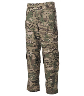 Pantalon Treillis de combat Mission Ny/Co Rip Stop operation camou