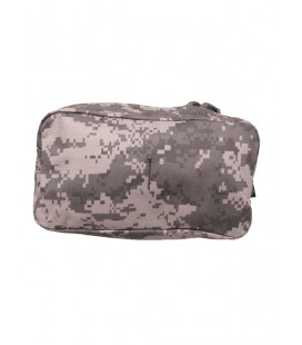 Grande pochette multi-usage camouflage AT-digital attache Mollel