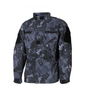 "Veste de combat, ""Mission"", Ny/Co, noir serpent - Surplus militaire"